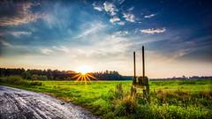Sonnenaufgang (mbap266) Tags: sonnenaufgang sonne wolken blendenstern canoneos6d canonef1740mm14 niedersachsen mdenaller mden