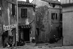 Marciana Alta (chaim87) Tags: marciana isoladelba borgo citt bianco e nero blackandwhite black pentax