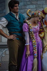 DSC_0481 (photosbyjenna) Tags: disney disneyworld world wdw waltdisneyworld magic kingdom magickingdom tangled frozen anna elsa mickey mickeymouse minnie donald goofy rapunzel flynn