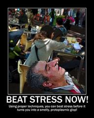 (David Lavine) Tags: funny stress motivation sleep snooze pornographicnose barcelona qwurky quirky