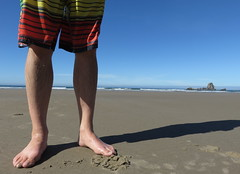 salty, shivery legs (carolyn_in_oregon) Tags: oregon pacificocean ecolastatepark coast crescentbeach al allie