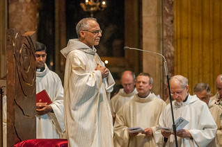Fr. Bruno Bruno Cadoré OP, the 87th Master of the Order of Preachers..