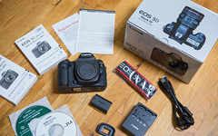 Canon EOS 5D Mark IV Unboxing (Jemlnlx) Tags: canon eos 5d mark iii 3 ef 2470mm f28 usm product september 2016 iv 4 unboxing package packaging opening bh contents