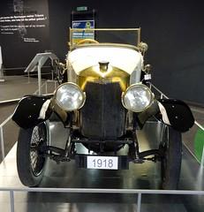 austro-daimler-03 (tz66) Tags: automobilausstellung kaiser franz josefs hhe austro daimler ad 35 ps sport roadster prewar car