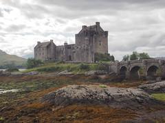 Eilean Donan Castle 5 (Jan Enthoven) Tags: scotland highlands eilean donan castle panorama vista dornie
