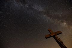 Tejt  / Milkyway (eR.A.) Tags: cross milkyway star starry sky night nikon d610 nikkor 1635