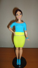 Curvy Fashionista Barbie So Sporty Doll Out of the Box (PolynesianSky) Tags: curvy fashionista doll barbie so sporty mattel