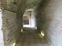 Albania - Durres - Amphitheatre - Tunnel (JulesFoto) Tags: albania durres romanamphitheatre tunnel
