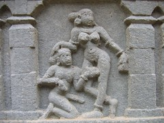 Hosagunda Temple Sculptures Photos Set-1-Erotic sculptures (14)
