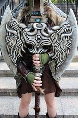 DCSkyrim40 (MagneticNerd) Tags: dragoncon cosplay skyrim