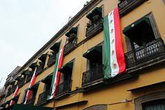 Decoracin tricolor (laap mx) Tags: mexico mexicocity ciudaddemexico arquitectura architecture bandera flag