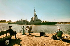 Almirante Juan de Borbn (F-102) (Gerard Stolk (vers l'Angleterre)) Tags: maassluis fregat spanje fragata laarmadaespaola f102 spaansemarine