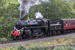 NYMR Autumn Steam Gala (Keith R Hunt (York)) Tags: gala steam nymr darnholme 76084 br standard