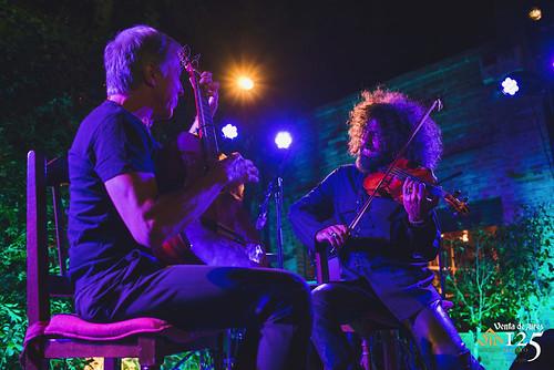 Actuación del violinista Ara Malikian en Toledo en Venta de Aires por su 125 aniversario.