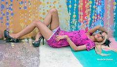 Thaina hadmad (Vanderlei Gomes Fotografia :-]) Tags: brazil woman black girl brasil model do dress mulher modelo teen blonde batman garota paulo menina so baidu loira morena beco grafite sumar brunet