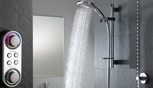 digital shower 1