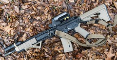 (SupraMK86) Tags: nikon gear troy badger sector precision defense contour industries alg kns ordnance eotech d4 surefire magpul strikemark