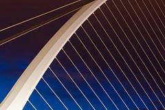 Samuel Beckett Bridge (qitsuk) Tags: bridge ireland dublin architecture docklands modernarchitecture samuelbeckettbridge