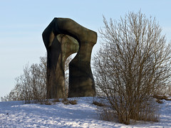 I dont... (Vidar Ringstad,Skedsmo) Tags: blue shadow sculpture sun white snow cold green sol sunshine oslo norway easter concrete grey norge frozen spring google europa europe flickr frost norwegen himmel skulptur bluesky images silouette ugly busker scandinavia bushes pske expencive stygg sn dyr bygdy vr bl grnn gr solskinn betong skygge skandinavia kaldt hvit fossen siluett kratt kjerr vidarringstad