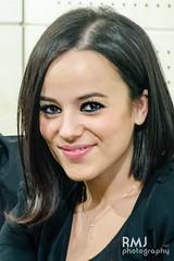 Alizée at autograph session in Paris 3