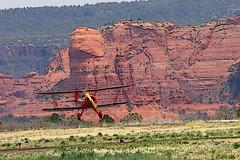 Sedona by Waco (twm1340) Tags: arizona classic airport waco sedona az 1997 sez biplane verdevalley ymf n53wc