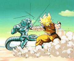 GokuVsMCooler(YASTIE) (TheMentes) Tags: ball movie dragon super z cooler piccolo goku vegeta gohan dbz ssj thementes kurilin sayajin