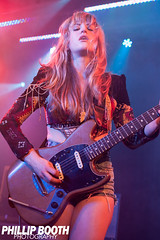 Deap Vally (Phillip.B) Tags: show lighting musician music rock booth fun lights punk singing drum bass guitar live gig sydney band australia player event international sing microphone bassist drummer cans mic yelling excitement loud yell excite guitarist genre goodtimes gungho booth time good times photography stevesmyth phillip phillipbooth deapvally phillipboothphotography