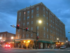 The Tioga Hotel (jimmywayne) Tags: historic kansas tioga chanute nationalregister nrhp neoshocounty tiogahotel