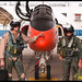 T-45C Goshawk with her crew