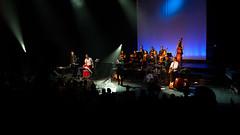 Sarah Blasko - Encore (mattbooy) Tags: london concert theatre performance barbican strings sarahblasko 2013 canon50mm12