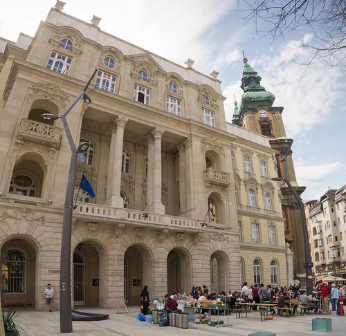 Thumbnail from Egyetem tér