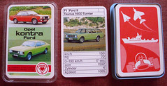 ASS 3272 Opel kontra Ford (1973) (Zappadong) Tags: game ford ass card trump 1973 opel cardgame quartett trumpf kartenspiel trumps spielkarten kontra 3272 kwartet quartettspiel technikquartett zappadong