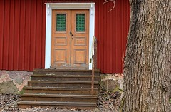 Old house Sweden (annkarlstedt) Tags: house building barn sweden cottage swedish sverige hus svensk stuga byggnad svenskt
