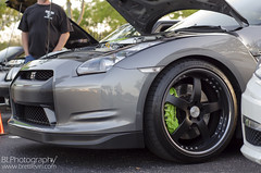 Nissan GTR (Brett Levin Photography) Tags: show car university nissan florida south towers davie gtr 595 sfla