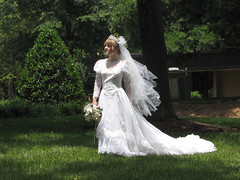 "Bride on the grounds_8674756657_l • <a style=""font-size:0.8em;"" href=""http://www.flickr.com/photos/66830585@N07/8694788030/"" target=""_blank"">View on Flickr</a>"