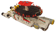 Random Octangent (.Jake) Tags: ship lego space spaceship octan
