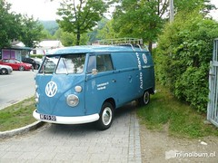 "BE-55-30 Volkswagen Transporter bestelwagen 1965 • <a style=""font-size:0.8em;"" href=""http://www.flickr.com/photos/33170035@N02/8699943028/"" target=""_blank"">View on Flickr</a>"