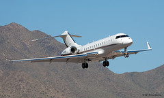 Bombardier Global 5000 (Tom_Morris Photos) Tags: jet netjets bombardier bizjet scottsdaleairport sdl global5000 bd700 ksdl bd7001a11 n100qs eja100 gl5tq