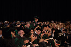 419B7504 (fiu) Tags: college century us graduation bank arena medicine commencement herbert wertheim inaugural 2013