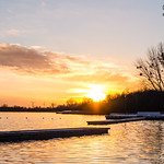Sonnenuntergang Senftenberger See thumbnail