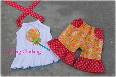 lollipop (Lil' Bug Clothing) Tags: candy short halter