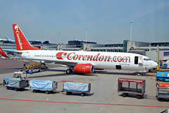 "Corendon Airlines Boeing 737 (TC-TJG) ""We love Alanya"" at the gate Schiphol Amsterdam (PictureJohn64) Tags: corendon airlines boeing 737 tctjg welovealanya gate schiphol amsterdam spl eham picturejohn64 plane aircraft airliner flying aerodrome airport flughafen vliegveld vliegtuig flickr sigma nikon d5100 aeropuerto flugzeug transport flight air spotter aviacion aviation aviones avies aeronautical amantesdaaviao aerodynamics aeroplane machines planespotting lineaarea compagniesariennes flyselskab flyet avion aereo avio avin travel reizen transportation traffic airline pax"