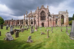 Melrose Abbey, Scotland (kemoputz) Tags: abbey scotland melrose 2012