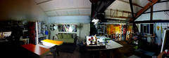 Studio Panorama (ShaneRobinson) Tags: panorama art hawaii artist maui iphone artstudio