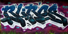 Stay hungry (3RD Degree Burns) Tags: city blue white lake black graffiti utah mural montana fb salt 94 hardcore mtn mura graff fm 3rd royce hardcore2 mtncolors burcs