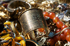 (janniswerner) Tags: decorations colors fashion metal vintage silver gold golden necklace colorful shine treasure stones many antique decorative background rich lot jewelry pearls ring fortune jewellery rings gift precious bracelet pearl bracelets wealthy jewelery expensive heap gems luxury sparkling lots gem heaps treasures wealth necklaces gemstones accessory treasurechest gemstone riches piratetreasure