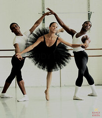 dance theatre of harlem school students_photo judy tyrus (dthballet) Tags: ballet usa newyork art beautiful dance ballerina fabulous tutu artistry summerintensive
