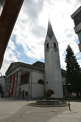 Pfarrkirche Dornbirn St. Martin (Katholische Kirche Vorarlberg) Tags: kirche dornbirn stmartin