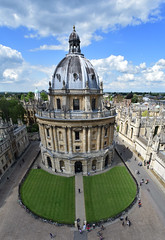 Radcliffe Camera - Oxford (Mark Wordy) Tags: city uk england university oxford radcliffecamera oxfordshire radcliffesquare jamesgibbs