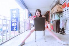 (螢幕花到) Tags: portrait beauty 体のライン femalefeet 美腿 美しい脚 また 綺麗な足
